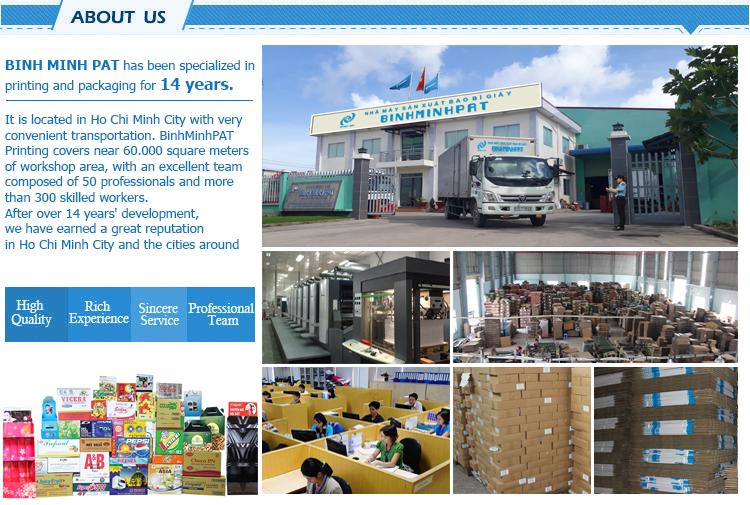 Giới thiệu về công ty Bao Bì Bình Minh PAT