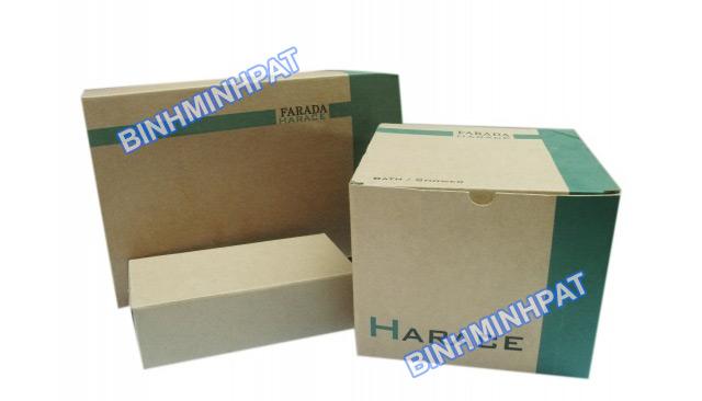 Các tiêu chuẩn khi thiết kế thùng carton mà bạn cần biết