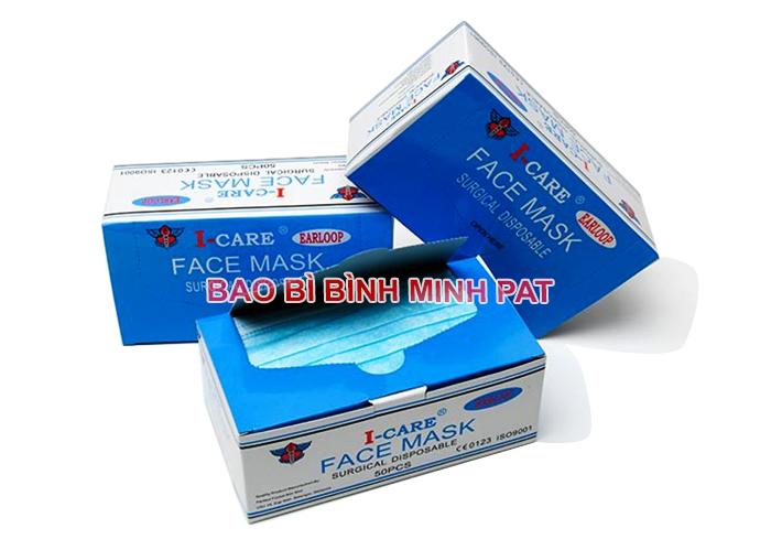 In hộp giấy đựng khẩu trang y tế - hinh 6
