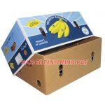 Sản xuất thùng carton chất lượng