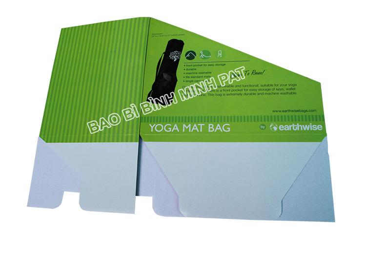 Khay giấy trưng bày dụng cụ tập YOGA - hinh 04